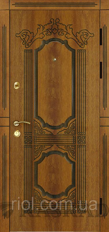Дверь входная Корона серии Элит ТМ Каскад