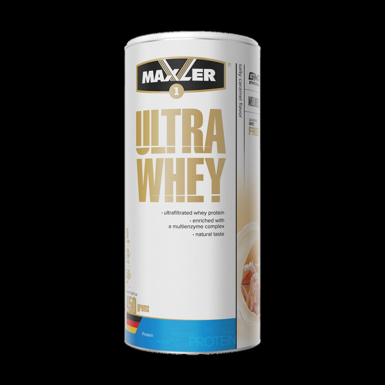 Max_Ultra Whey 450g - salty caramel