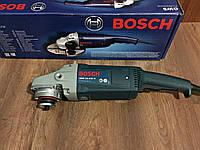 Болгарка BOSCH GWS 24-230H : 2400 Вт - 230 круг | Сборка Румуния