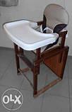 Стол стульчик для кормления , фото 3