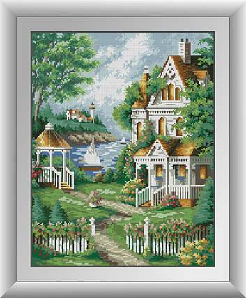 30507 Набор алмазной мозаики Уютный домик, фото 2