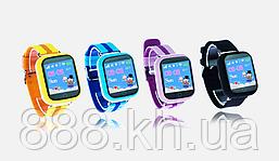 Детские умные часы-телефон,трекер с GPS, Smart Baby Watch Q100