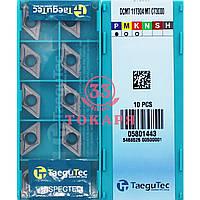 Пластина TaeguTec CT3000 DCMT11T304-MT R0.4