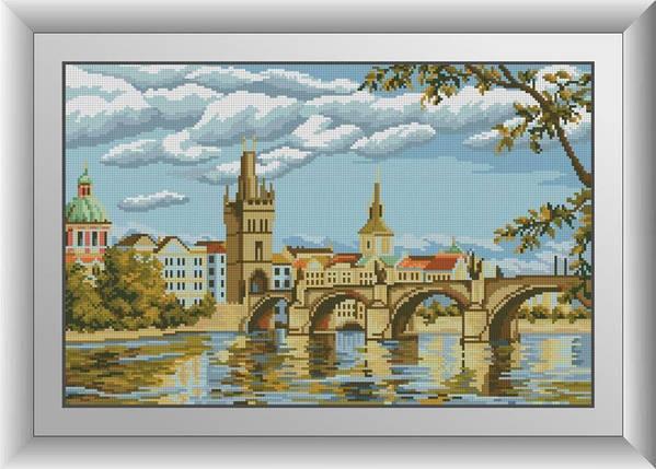 30602 Набор алмазной мозаики Прага, фото 2