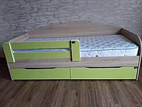 """Детская односпальная кровать """" Л-5 """" 2000х900 Lion"""