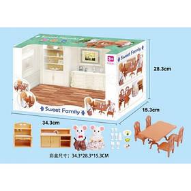 Животные флоксовые Happy Family 1601F