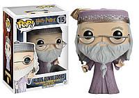 Фигурка Funko Pop Фанко ПопАльбус Дамблдор Albus DumbledoreГарри Поттер Harry Potter 10 см HP AD 15