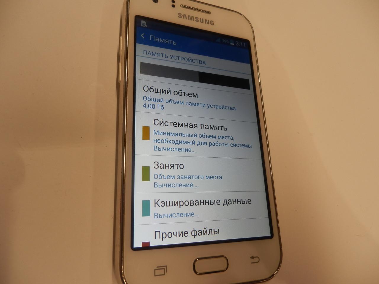 Мобильный телефонSamsung SM-J100H 235ВР