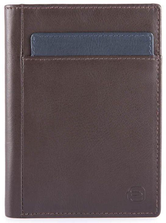 Мужское портмоне Piquadro Vanguard коричневый
