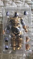 Фигурка Танос Герой Marvel Hasbro THANOS игрушка 18 см!, фото 2
