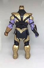 Фигурка Танос Герой Marvel Hasbro THANOS игрушка 18 см!, фото 3