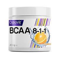 BCAA аминокислоты OstroVit BCAA 8:1:1 (200 г)