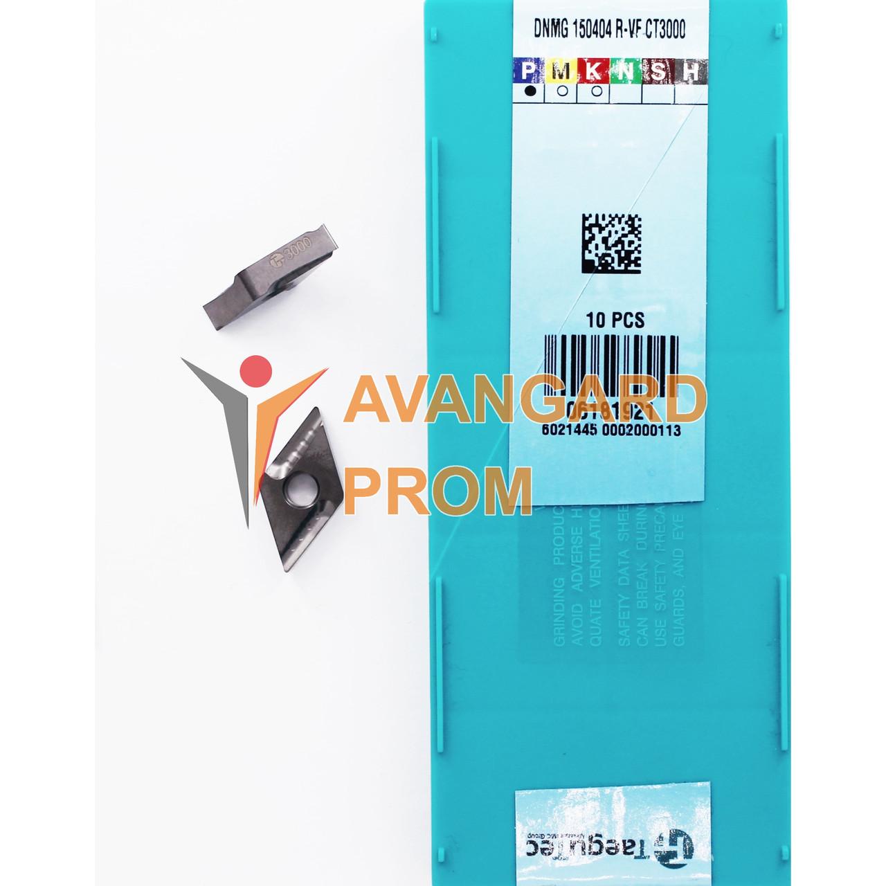 Пластина TaeguTec DNMG150404R-VF