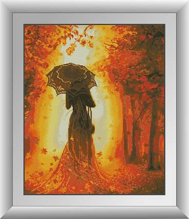 30643 Набор алмазной мозаики Осенняя мелодия, фото 2