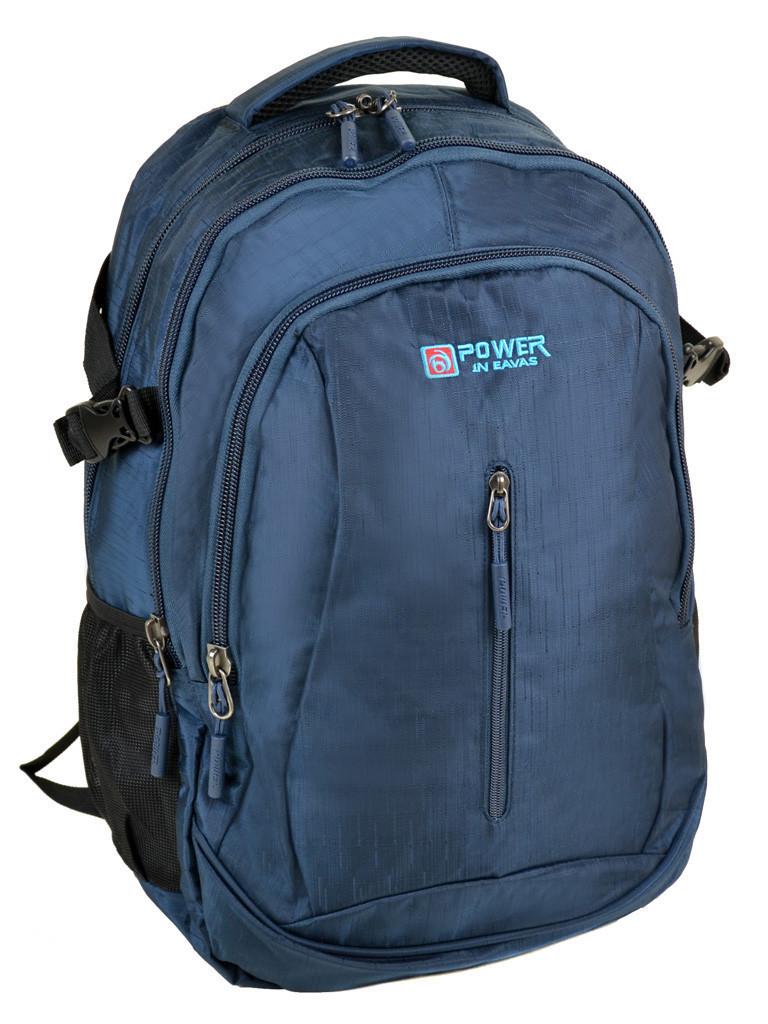 Спортивный рюкзак из нейлона Power In Eavas 7188 черный