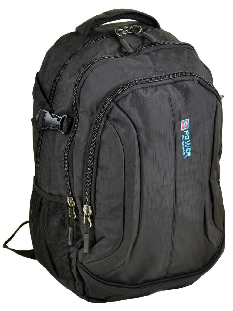 Спортивный рюкзак из нейлона Power In Eavas 7189 черный