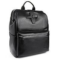 Стильный городской рюкзак из натуральной кожи Bretton
