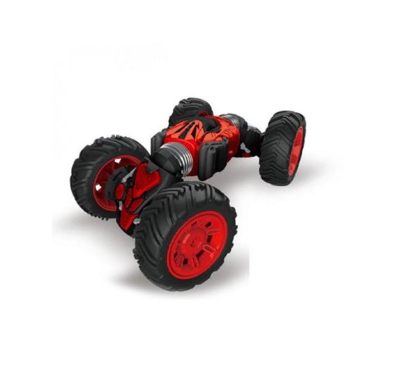 Машинка перевертыш Hyper Climbing Car Champions длина 40 см Красного цвета