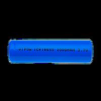 Аккумулятор Li-ion 18650 3.7V 2000mAh (VIPOW)
