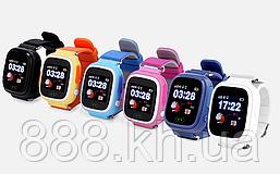Детские умные часы-телефон,трекер с GPS, Smart Baby Watch Q90