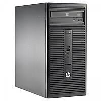 Б/У Системный блок HP 280 G1 Tower Intel Core i3-4130 4GB DDR3 noHDD noOS