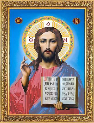 40006 Набір алмазної мозаїки Господь Вседержитель, фото 2
