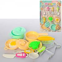 Посуда (сковородка, кастрюля, кухонный набор, продукты, письмо, 28-43-4 см) X768-5