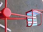 Карусель детская  4-местная, фото 3