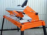 Станок для резки керамогранита Schwarzbau. TSW230d 2950 об/мин, фото 2