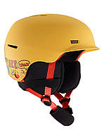 Горнолыжный шлем Anon Flash (Yellow Pizza) 2020, фото 1