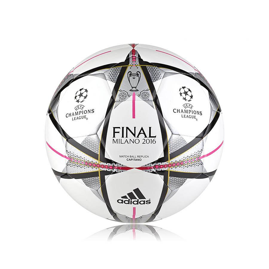 Мяч спортивный футбольный Adidas Milan Final 5 (игровой мяч)