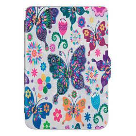 "Чехол для PocketBook 616/627/632 Cover Pack +autosleep ""Бабочки"""