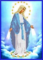 Схема для вышивки Дева Мария Непорочного Зачатия