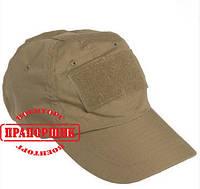 Кепка Mil-Tec COYOTE TACTICAL BASEBALL CAP