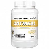 Заменитель питания Scitec Nutrition Oatmeal (1500 г)