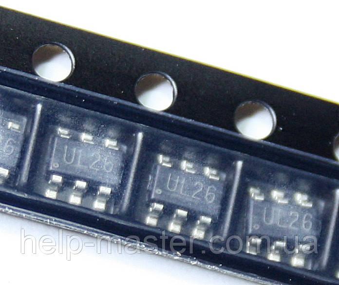 Защитный диод USBLC6-2SC6 (Маркировка UL26) (SOT23-5)