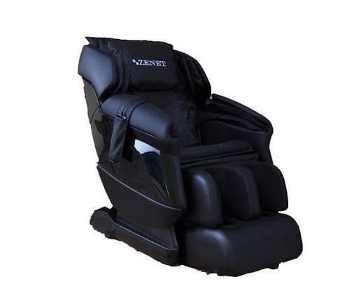 Масажне крісло ZENET ZET 1550 чорний, фото 2