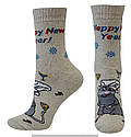 Носки оптом женские махровые на резинке, фото 3
