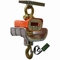 Весы крановые OCS-2t-XZH (2т) с термозащитой