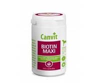 Canvit Biotin Maxi 230г кормовая добавка для шерсти собак