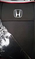 """Чехлы """"Favorite"""" польские на HONDA Civic 2006-2012г.(седан) (airbag, сп. 1/3, пер. и задн. подлок., 5 подгол.)"""