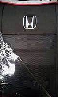 """Чехлы """"Favorite"""" польские на HONDA Civic 2010-12г.(хетч)(airbag, сп. и сид.1/3, задн. и передн. подлок.,5подг)"""