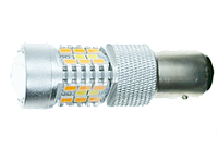 Светодиодная лампа LED STELLAR 4G-21 BA15S-1156 Amber(желтый)