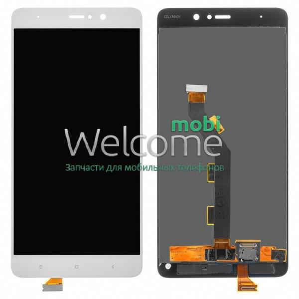 Модуль Xiaomi Mi5s Plus white дисплей экран, сенсор тач скрин Сяоми Ксиоми