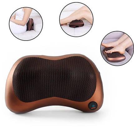 Роликова масажна подушка Zenet Zet-727 з прогріванням, фото 2
