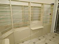 Мебель для аптеки, Шкафы и прилавки для аптек, фото 1
