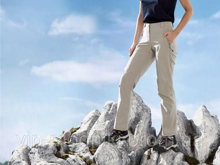Треккинговые штаны женские crivit германия размер 40 евро.