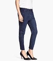 Зауженые синие джинсы H&M, фото 1