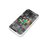 Повербанк (Power Bank) 5000 mAh Майнкрафт (Minecraft) (25938-1175)