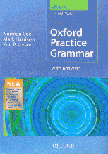 Oxford Practice Grammar Basic with answers and CD-ROM / грамматика